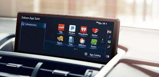 Lexus Enform App Suite 2 0 - Apps on Google Play
