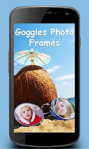 Dual Goggle Photo Frames