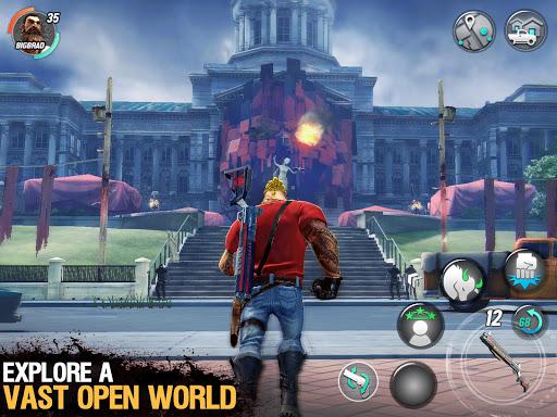 Dead Rivals - Zombie MMO (Unreleased)  screenshots 4