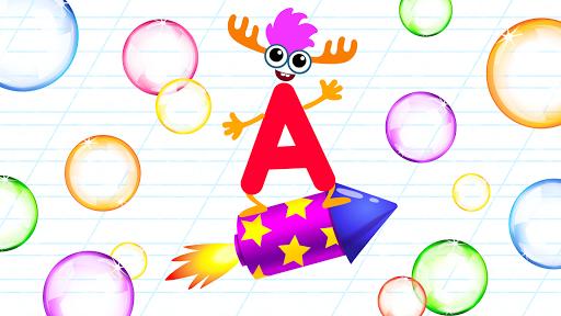 Bini Super ABC juego! Juegos educativos para niños screenshot 8