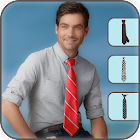 Man Tie Changer Photo Editor icon