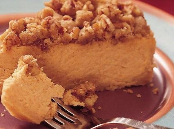 Sweet Potato Cheesecake Recipe