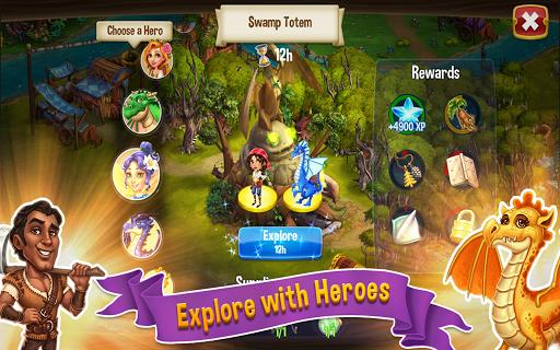 CastleVille Legends screenshot 11
