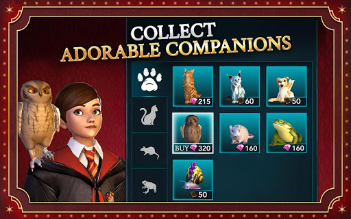 Harry Potter: Hogwarts Mystery apkmr screenshots 2