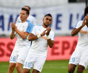Fin de la série de victoires pour Marseille