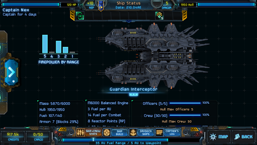 Star Traders: Frontiers screenshots 5