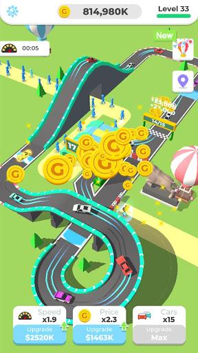 Idle Racing Tycoon-Car Games android2mod screenshots 5