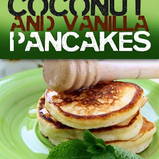 Coconut & Vanilla Pancakes