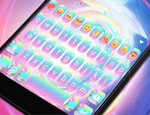 玩免費遊戲APP|下載Rose Eva Keyboard -Smiley, Gif app不用錢|硬是要APP