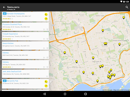 YP Yellow Pages Canada screenshot 07