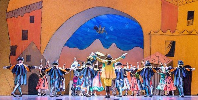 Homenaje a Antonio Ruiz Soler - Ballet Nacional de España