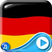 German Flag Waving Wallpaper