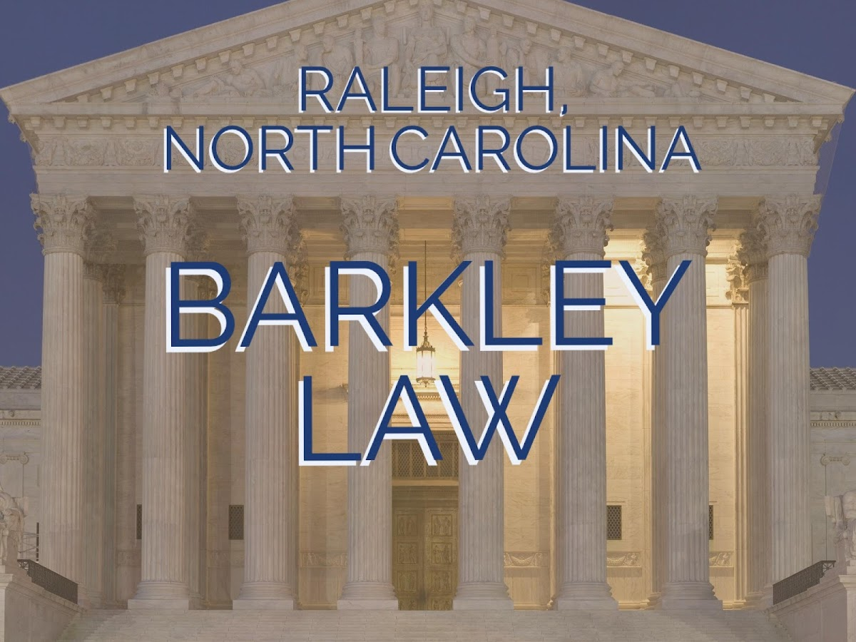 Barkley Law Offices- screenshot