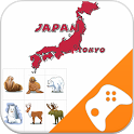 Japanese Game: Word Game, Vocabulary Game icon