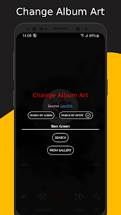 Crimson Music Player – MP3, Lyrics, Playlist App Download For Android 7