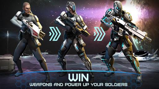 Rivals at War: 2084 screenshot 3