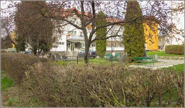 """Photo: Turda - Aleea Plopilor, Nr.7 - Casa de Batrani """"Acoperamantul Maicii Domnului""""  - 2019.03.29"""