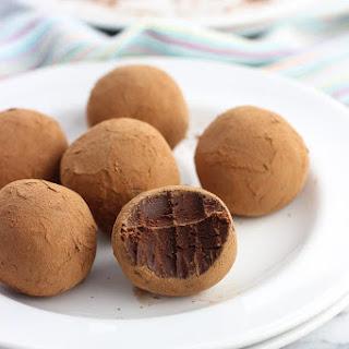 Chocolate Irish Cream Truffles Recipe