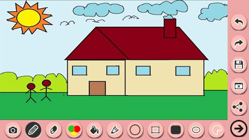 Paint for Android screenshots 3