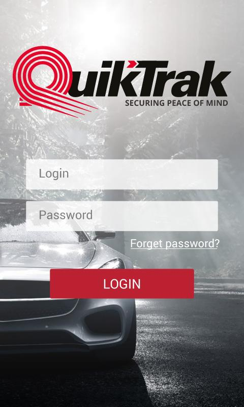 QuikTrak- screenshot