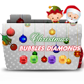 Christmas Bubbles Diamonds icon