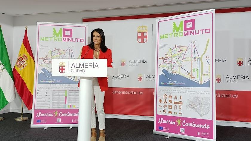 María del Mar García Lorca, concejal de Movilidad y Seguridad