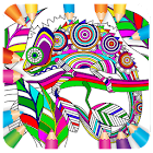 Mia App per Colorare Mandala icon