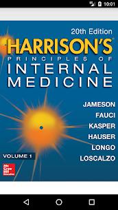 Harrison's Principles of Internal Medicine, 20/E v1.0 [Patched + AOSP] APK 1