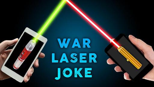 激光戰爭笑話