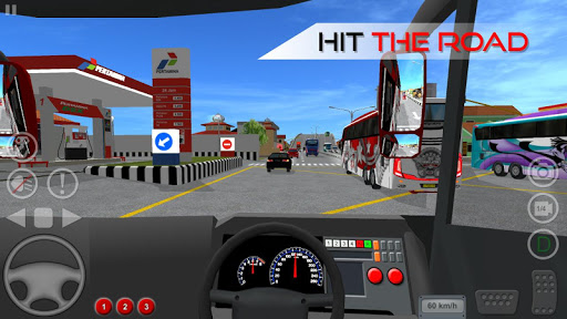 Bus Simulator Indonesia  screenshots 5