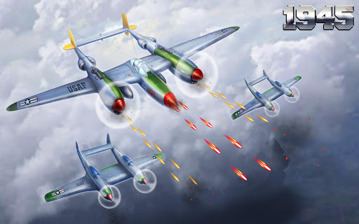 1945 Air Force 7.32 screenshots 14