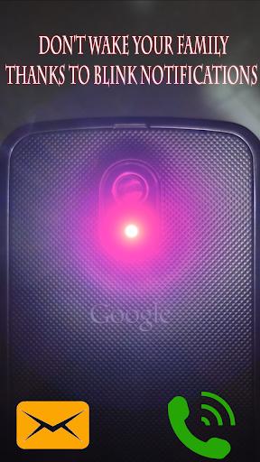 Alert Flash LED Color Call! 1.0 screenshots 6