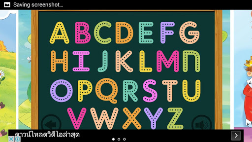 Learn ABC And writing For Kids  screenshots 4