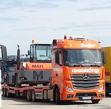 Photo: NEW ACTROS von Fehrenkötter  >>> www.truck-pics.eu <<<
