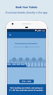 TrainSplit - Split Ticketing Screenshot