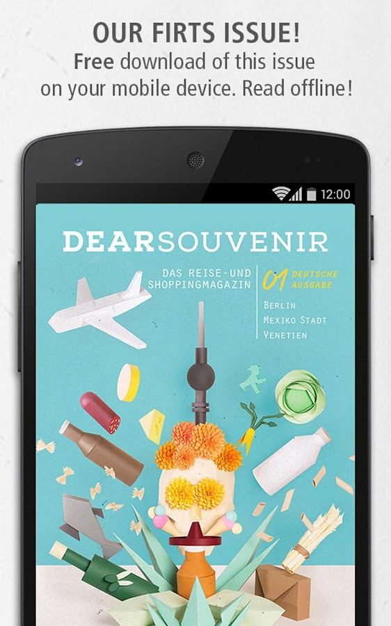 Dearsouvenir- screenshot