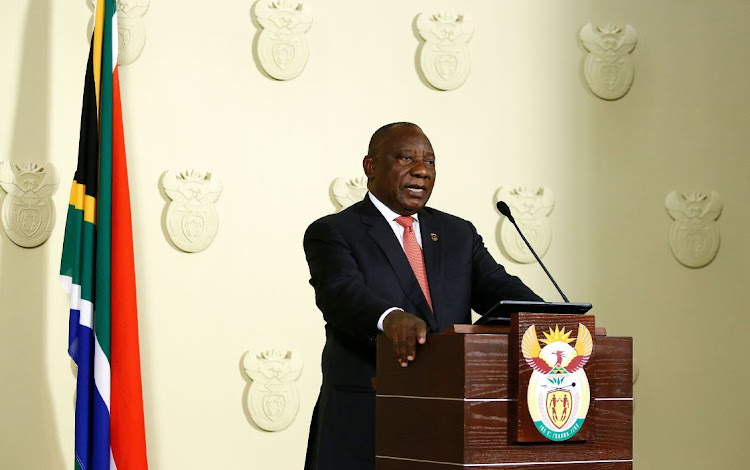President Cyril Ramaphosa announced the closure from March 18 of South Africa's borders to all foreign nationals from countries highly impacted by the deadly coronavirus outbreak.