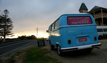 Photo: Kourtesy Bus @ Grand Pacific Hotel Lorne