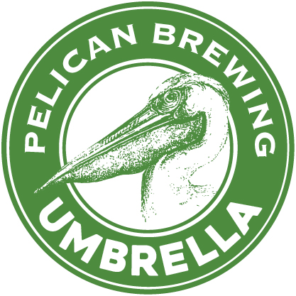 Logo of Pelican Umbrella IPA