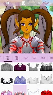 Avatar Maker: Girls - náhled