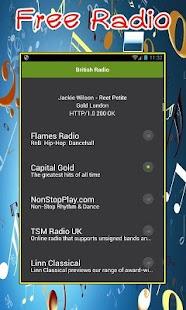 Britské rádio - náhled