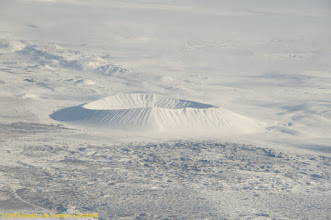Photo: Crater, North Iceland