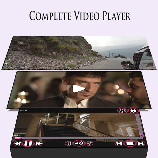 Mp4 Player 1.9 screenshots 1