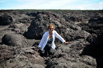 Photo: Tra vecchie bolle di lava