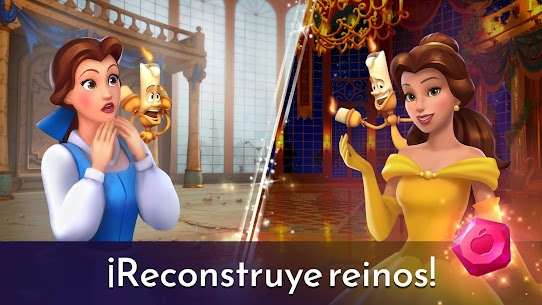 Disney Princess Gemas Mágicas 5