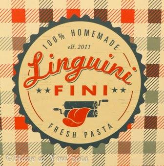 Linguini Fini logo