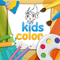 Coloring Game For Kids icon