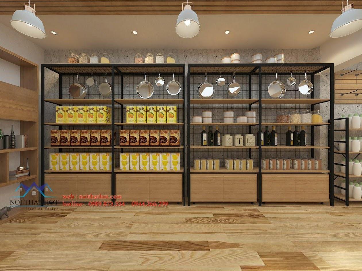 thiết kế cửa hàng tiện ích 6