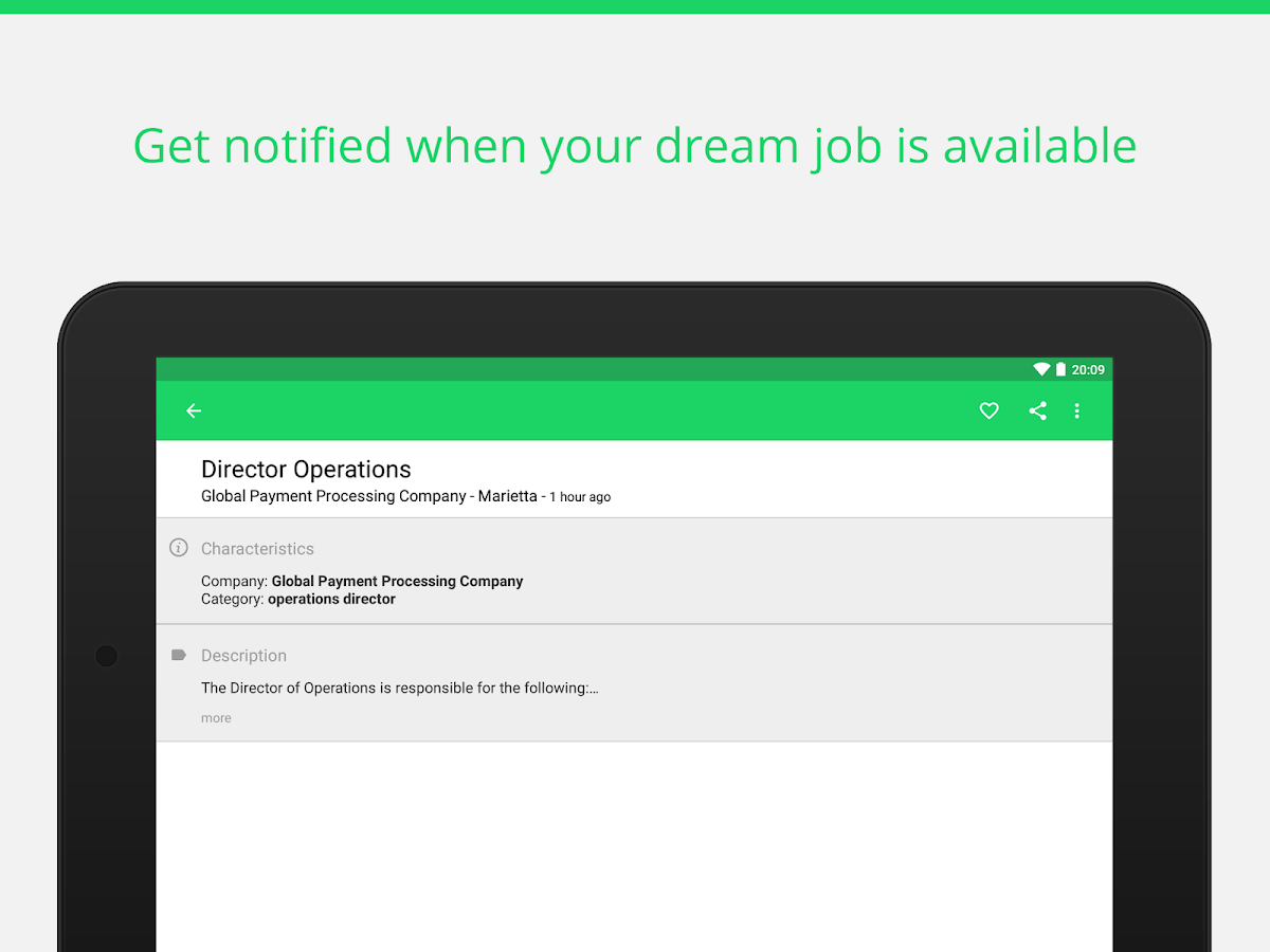 find job offers trovit jobs android apps on google play find job offers trovit jobs screenshot
