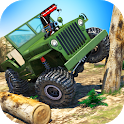 Offroad Car Drive - Mega Ramp & Obstacles icon